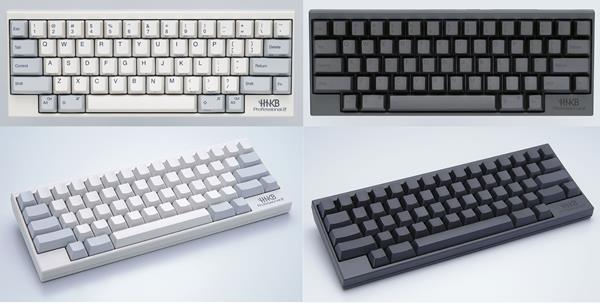 キー配列カスタム屋のキーボード選び その4 - HHKBモデルの決定と改造考察