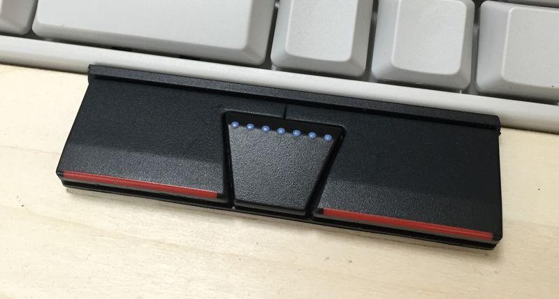 T430世代のクリックボタン